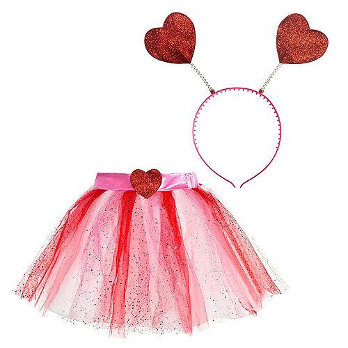 Child Valentine's Day Accessory Kit 2pc Image #2