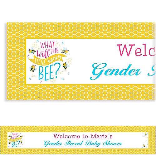 Custom What Will it Bee Banner Image #1