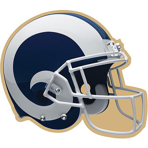 Los Angeles Rams Cutout Image #1