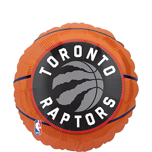Toronto Raptors Balloon Image #1