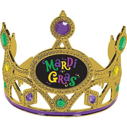 King & Queen Mardi Gras Float Kit 26pc Image #2