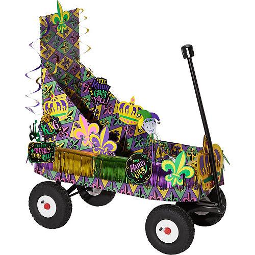 King & Queen Mardi Gras Float Kit 26pc Image #8