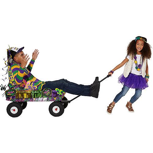 King & Queen Mardi Gras Float Kit 26pc Image #9