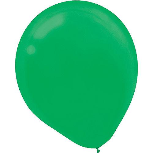 Good Times Mardi Gras Balloons 72ct Image #4
