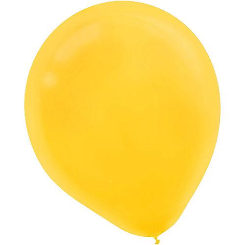 Good Times Mardi Gras Balloons 72ct Image #5
