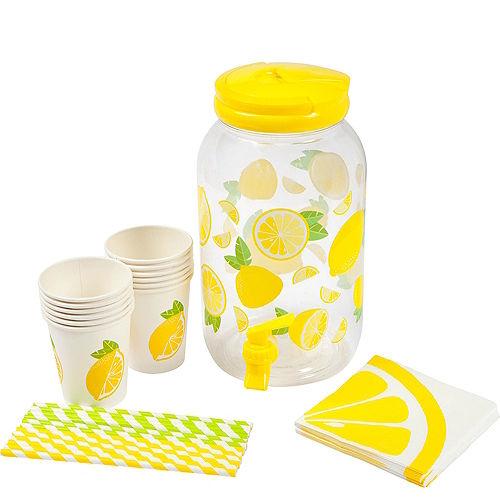 Lemon Drink Dispenser Kit Image #1