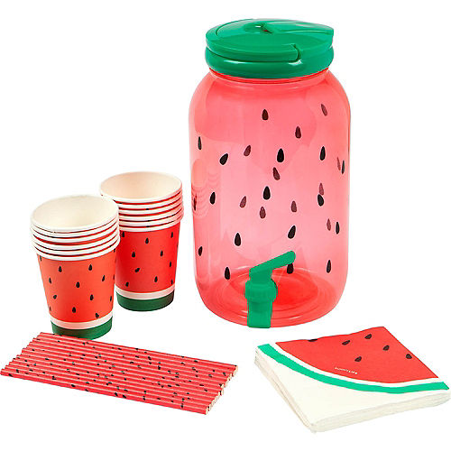Watermelon Drink Dispenser Kit Image #1