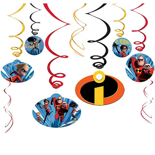 Ultimate Incredibles 2 Party Kit for 16 Guests Image #11