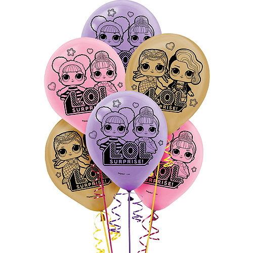 L.O.L. Surprise! Balloon Kit Image #3