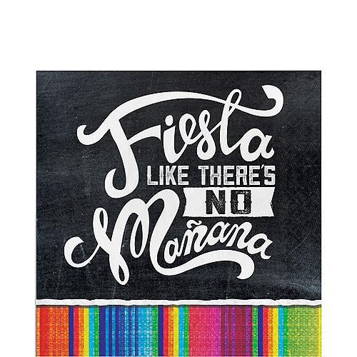 Serape Fiesta Lunch Napkins 16ct Image #1