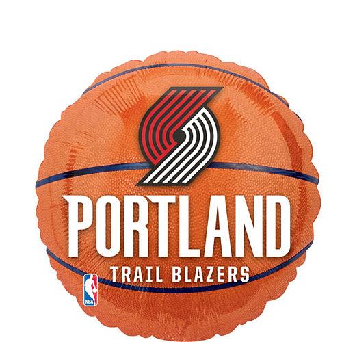 Portland Trailblazers Balloon - Basketball Image #1