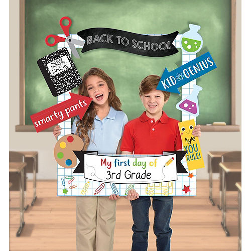 Back-to-School Photo Booth Kit Image #2