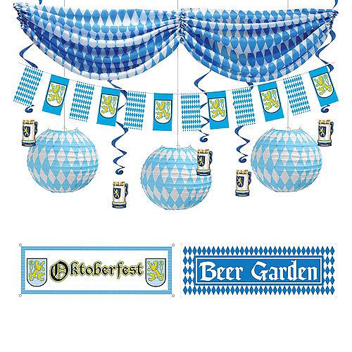 Super Oktoberfest Decorating Kit Image #1