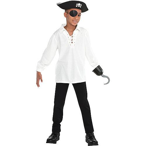 Child Pirate Captain Accessory Kit Image #2