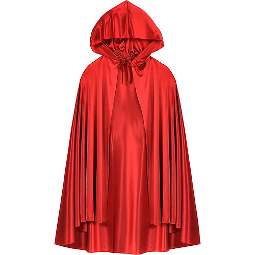 Womens Little Red Riding Hood Accessory Kit Image #3