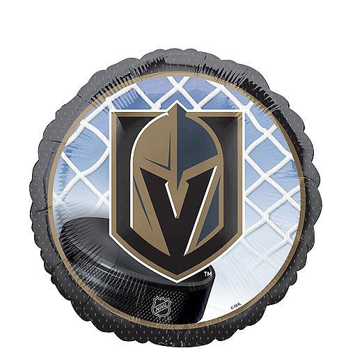 Foil Vegas Golden Knights Balloon Image #1