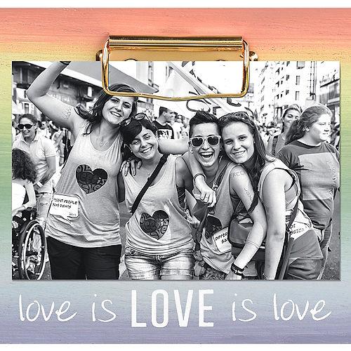 Love Is Love Clip Frame Image #1
