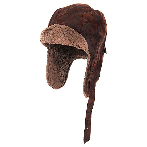 Adult Lined Aviator Hat Image #1