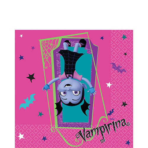 Vampirina Lunch Napkins 16ct Image #1