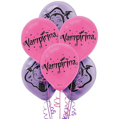 Vampirina Balloons 6ct Image #1