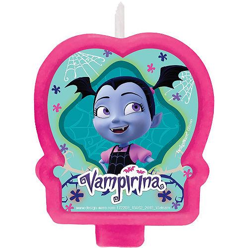 Vampirina Candle Image #1