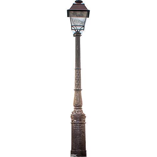 Paris Street Lamp Standee Image #1