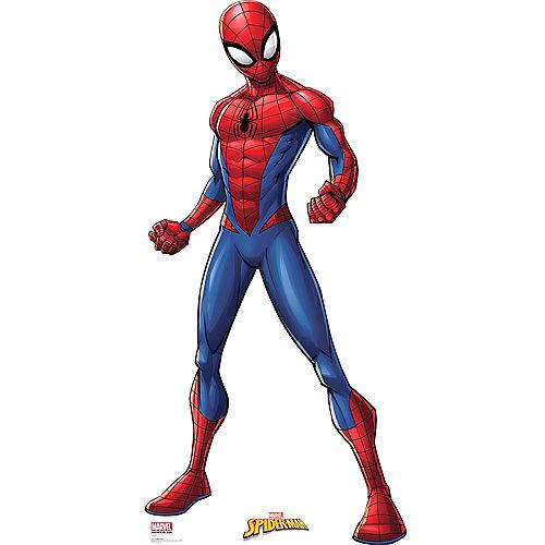 Spider-Man Life-Size Cardboard Cutout - Marvel Comics Image #1