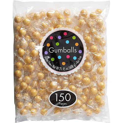 Gold Gumballs, 150pc Image #1