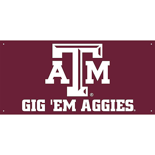 Nav Item for Texas A&M Aggies Banner Image #1