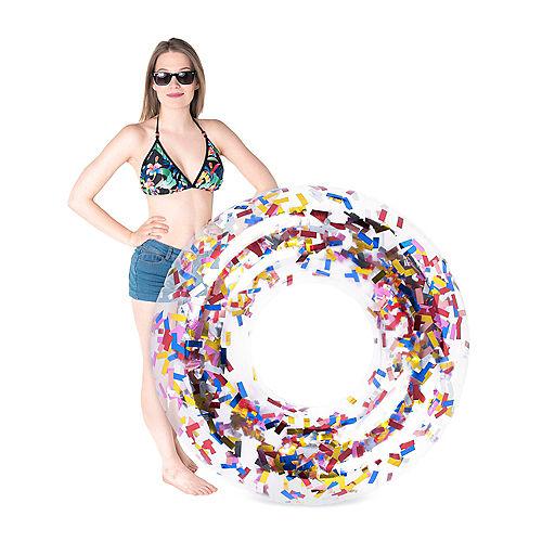Confetti Pool Float Image #2