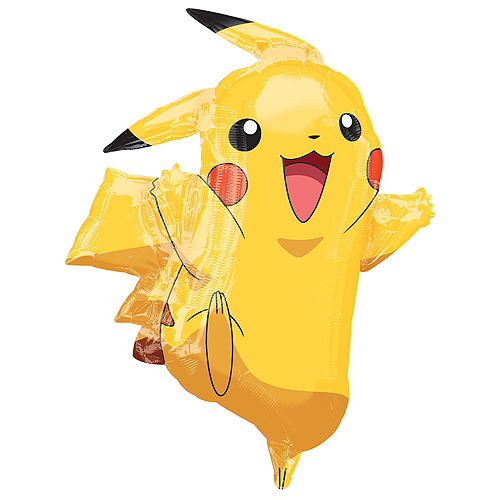 Pokemon Balloon Backdrop Kit Image #2