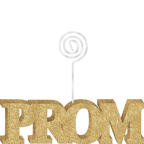 Glitter Gold Prom Photo Holder Image #1
