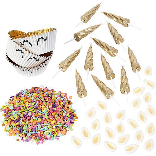 Wilton Rosanna Pansino Unicorn Cupcake Decorating Kit Image #1