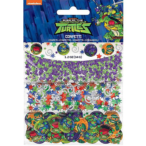Rise of the Teenage Mutant Ninja Turtles Confetti Image #2