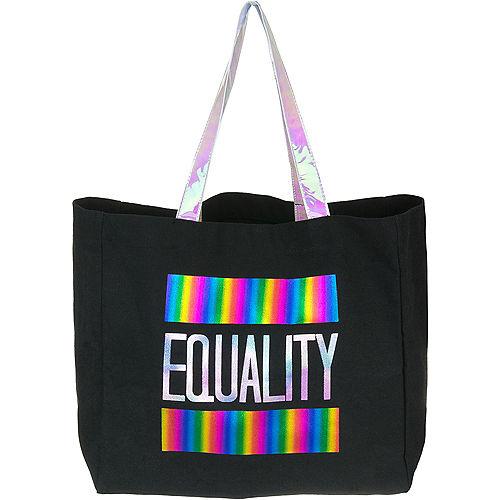Iridescent Equality Tote Bag Image #1