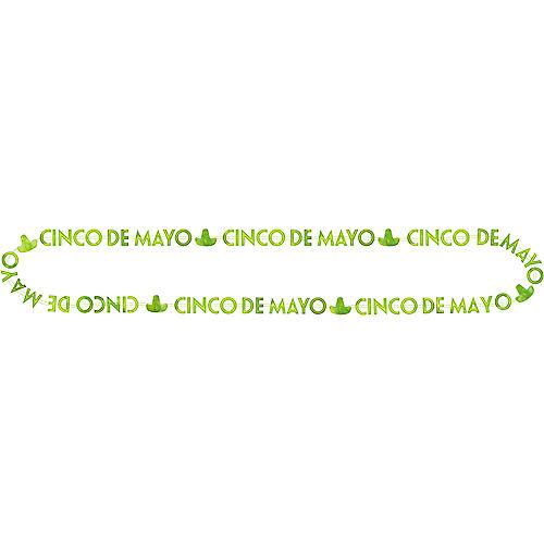 Cinco de Mayo Bead Necklaces 6ct Image #4