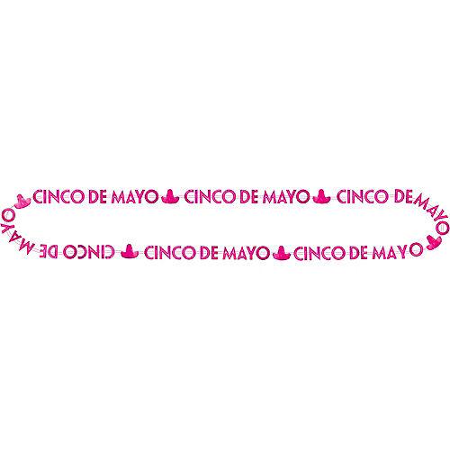 Cinco de Mayo Bead Necklaces 6ct Image #6