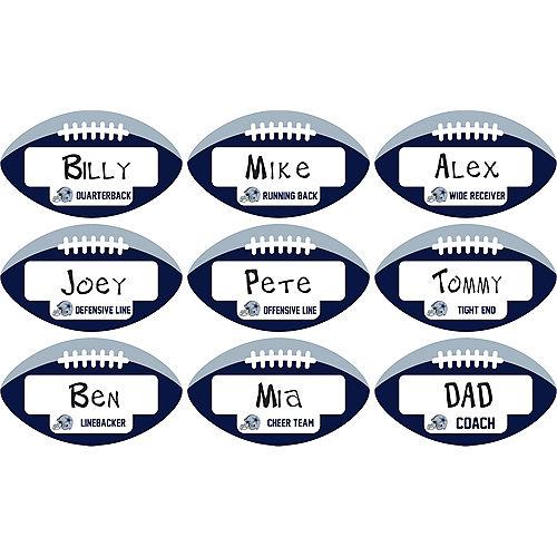 Dallas Cowboys Place Cards 9ct Image #1