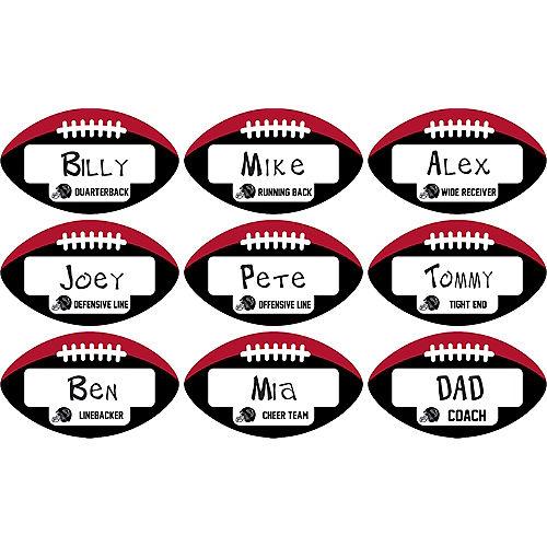 Atlanta Falcons Place Cards 9ct Image #1