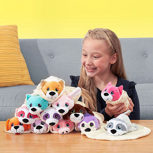 Cutetito Animal Plush Toy Image #3