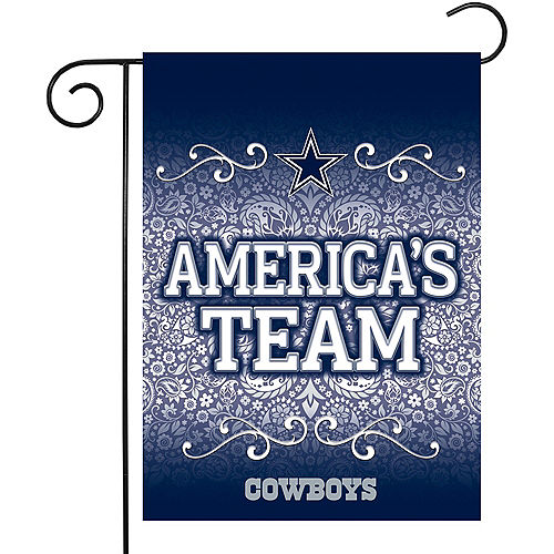 Dallas Cowboys Garden Flag Image #1