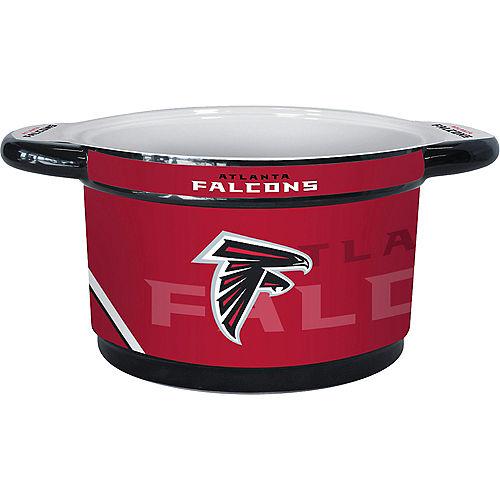 Atlanta Falcons Gametime Twist Bowl Image #1