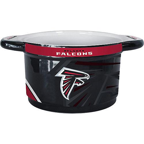 Atlanta Falcons Gametime Twist Bowl Image #2