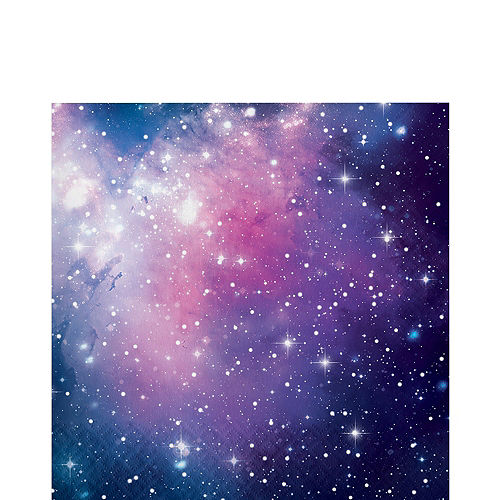 Galaxy Lunch Napkins 16ct Image #1