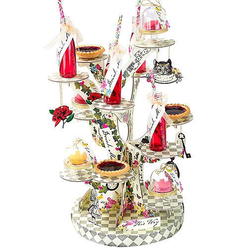 Alice in Wonderland Tree Treat Stand Image #2
