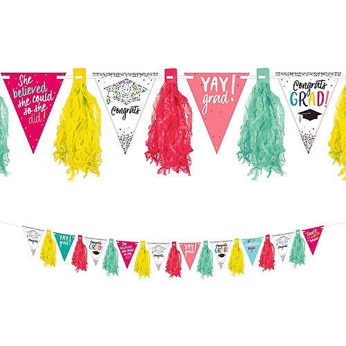Nav Item for Yay Grad Tassel Garland Image #1