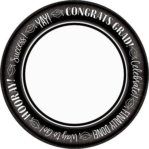 Celebrate Success Graduation Dinner Plates 40ct Image #1