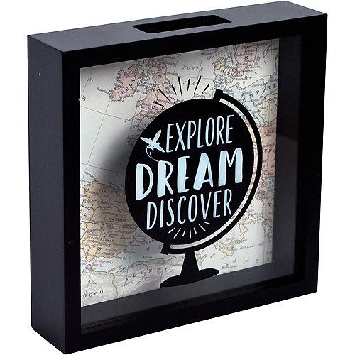 Explore Dream Discover Coin Box Image #1