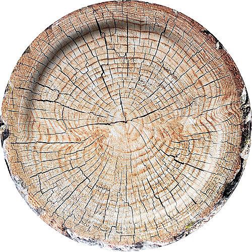 Cut Timber Platter Image #1
