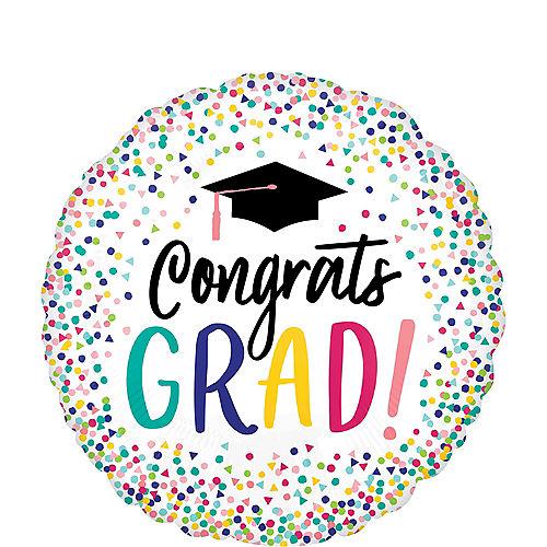 Yay Grad Balloon, 17in Image #1